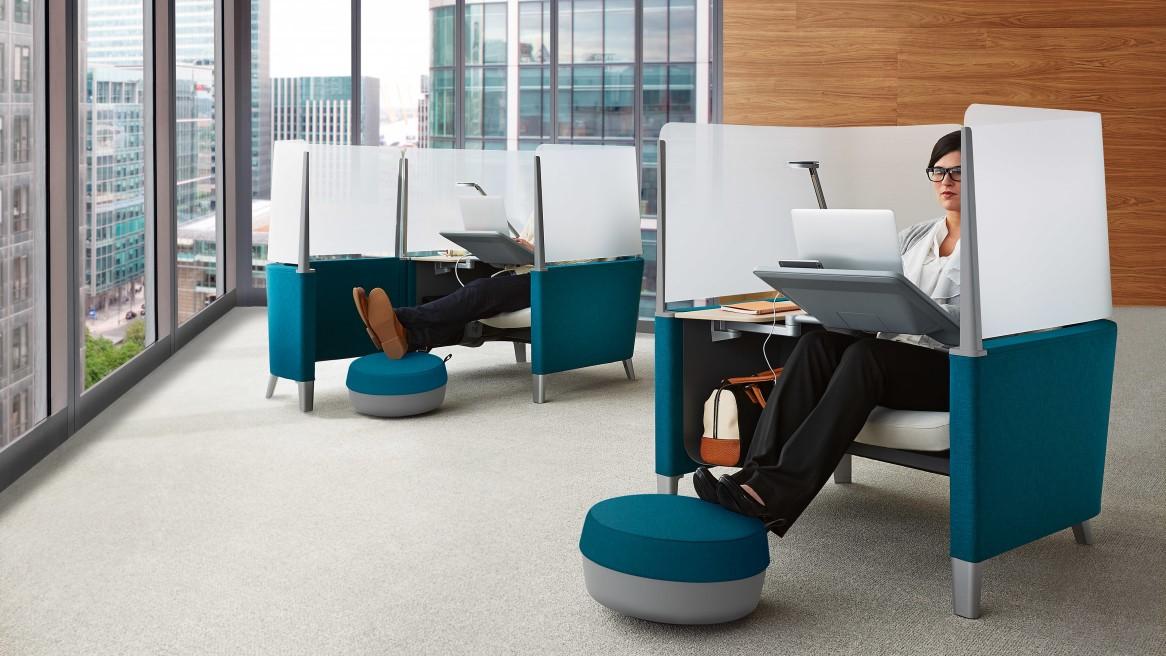 Disposizione Scrivania Ufficio : Le nuove tendenze nel layout degli uffici uxoffice
