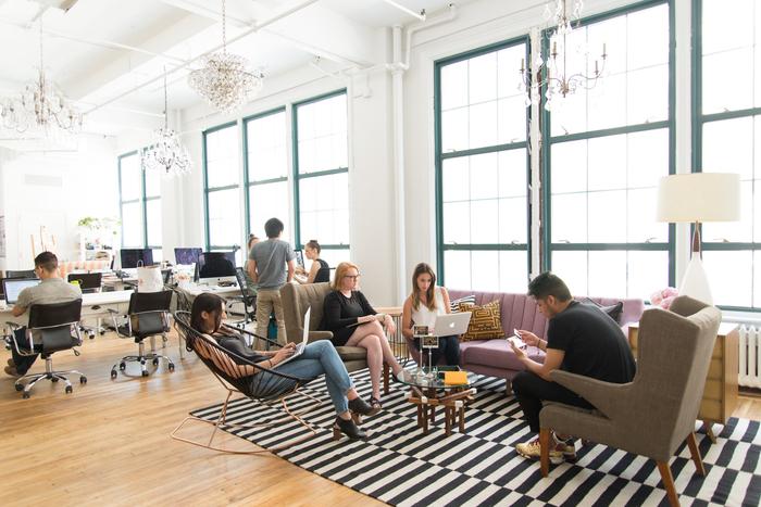 Gli uffici di homepolish interior design uxoffice for Uffici di design